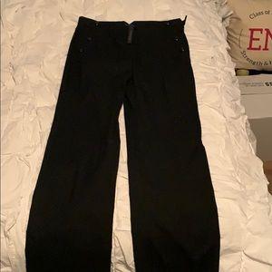 Banana Republic Black Trousers